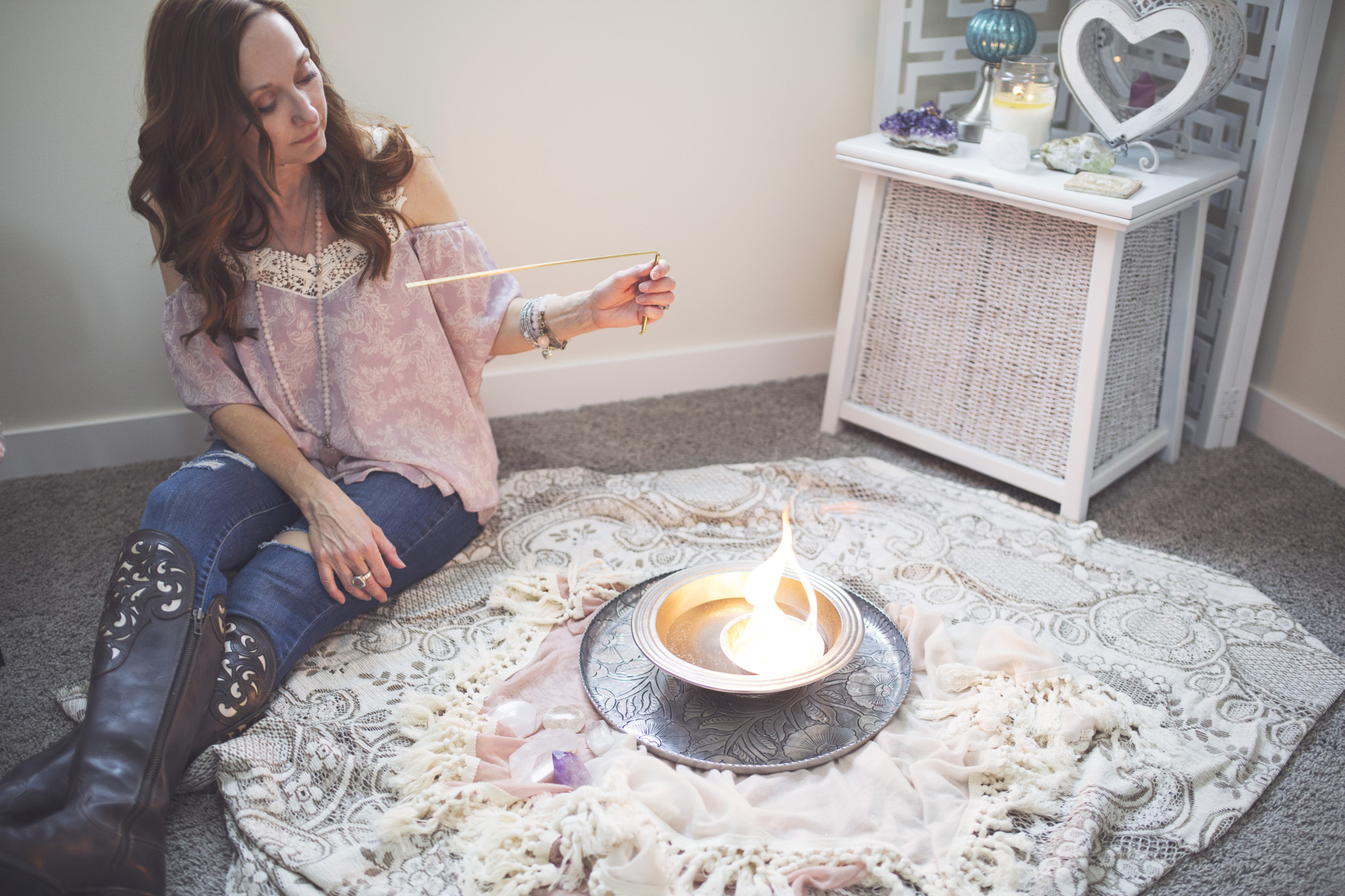 Space Clearing with Feng Shui by Bridget