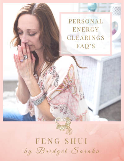 Personal Energy Clearings FAQ's