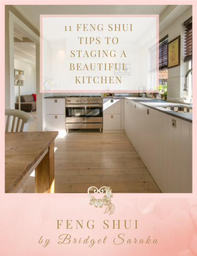 11 Feng Shui Tips to Staging a Beautiful Kitchen