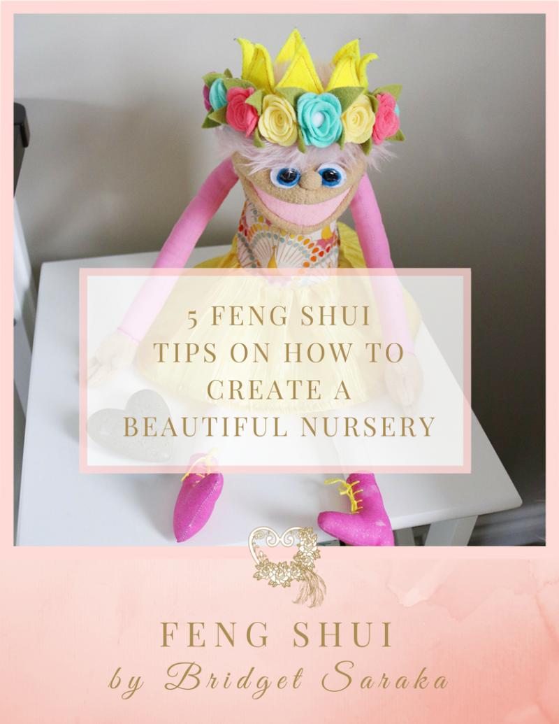 5 feng Shui Tips on How to Create a Beautiful Nursery