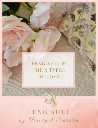 Feng shui & The 5 Types of love
