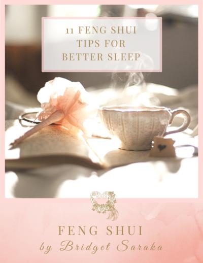 11 Feng Shui Tips for Better Sleep