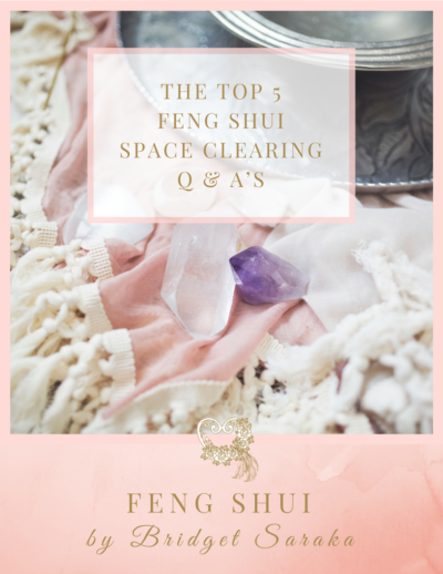 The Top 5 Feng Shui Space Clearing Q & A's
