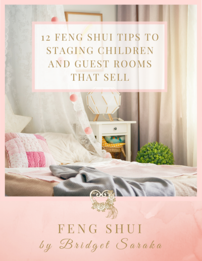 12 Feng Shui Tips to Staging Children and Guest Rooms That Sell