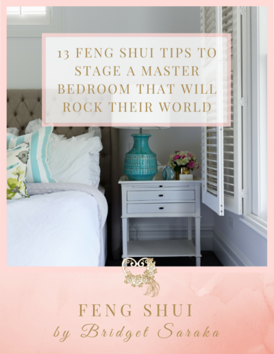13 Feng Shui Tips to Stage a Master Bedroom that will Rock Their World