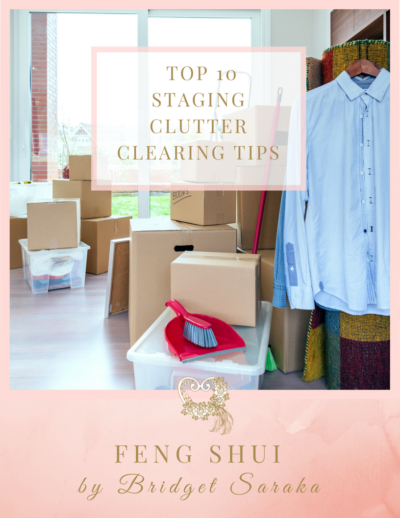 Top 10 Staging Clutter Clearing Tips