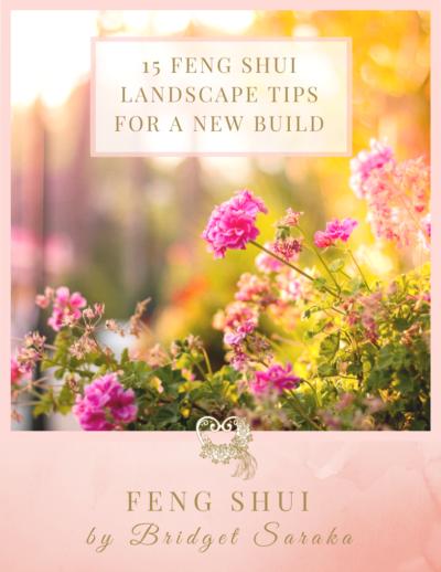 14 Feng Shui Landscape Tips for a New Build