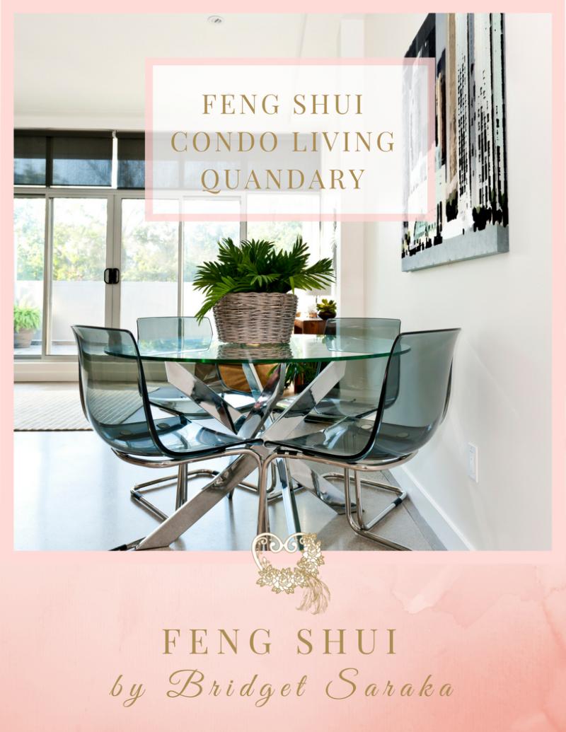 Feng Shui Condo Living Quandary Feng Shui By Bridget