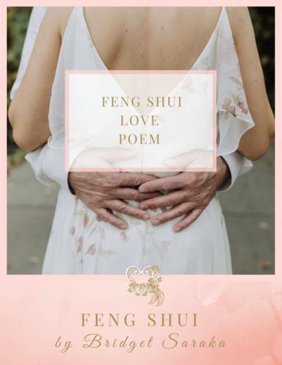 A Feng Shui Love Poem