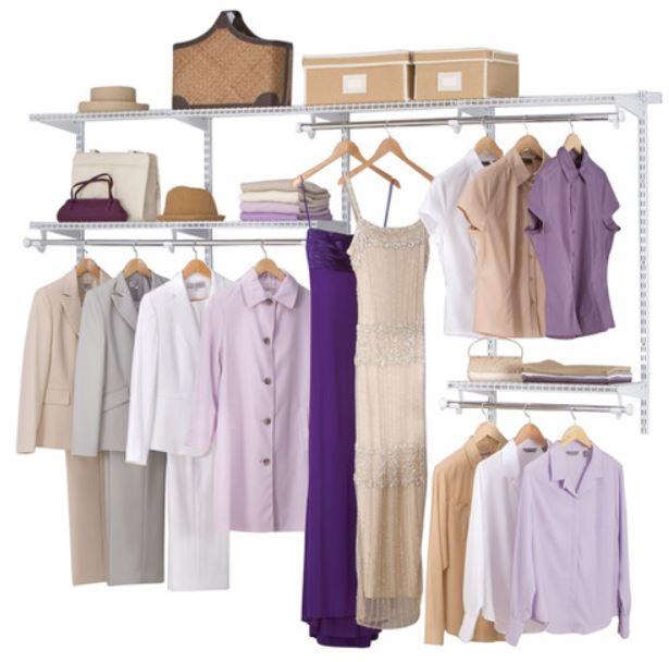 Wayfair Closet Organizer