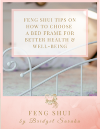 Feng Shui tips on How to Choose a Bed Frame for Better Health & Well-Being
