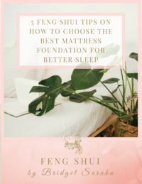 5 Feng Shui Tips on How to Choose the Best Mattress Foundation for Better Sleep