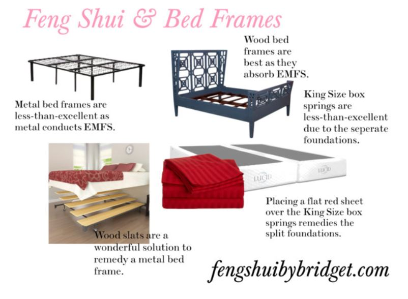 Feng Shui Tips On Choosing A Most Beneficial Bed Frame