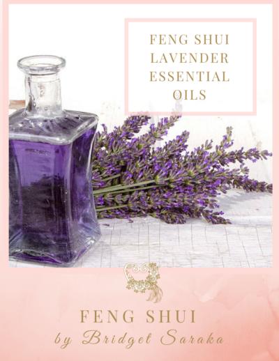 Feng Shui Lavender Essential Oil by Feng Shui by Bridget