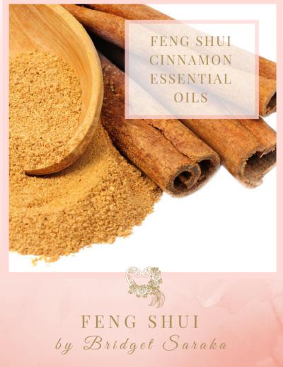 Feng Shui Cinnamon Essential Oil Feng Shui by Bridget