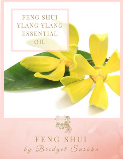 Feng Shui Ylang Ylang Essential Oil Feng Shui by Bridget