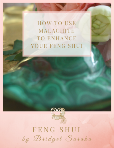 How to use Malachite to Enhance Your Feng Shui
