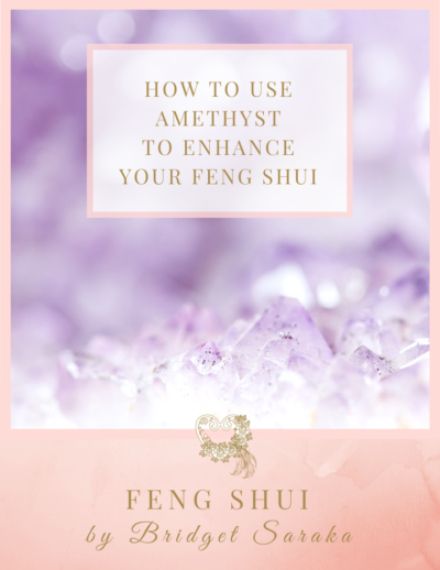 How to use Amethyst to Enhance Your Feng Shui