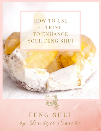 How to use Citrine to Enhance Your Feng Shui