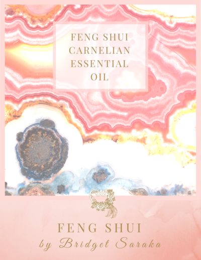 How to use Carnelian to Enhance Your Feng Shui
