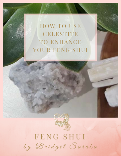 How to use Celestite to Enhance Your Feng Shui