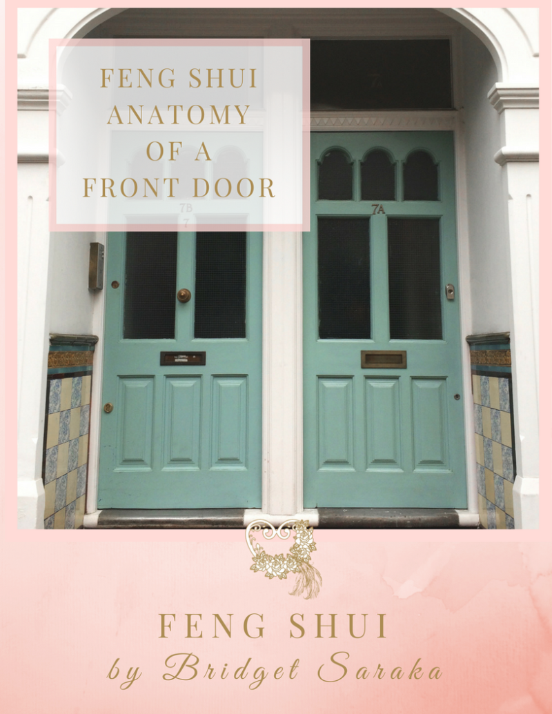 "Expert Feng Shui Toulouse the feng shui living essence of a home ""doors"""