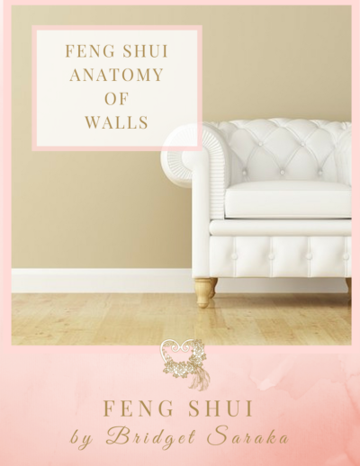 The Feng Shui Anatomy of Walls