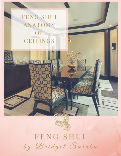 The Feng Shui Anatomy of Ceilings