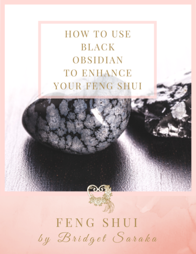 How to use Black Obsidian to Enhance Your Feng Shui