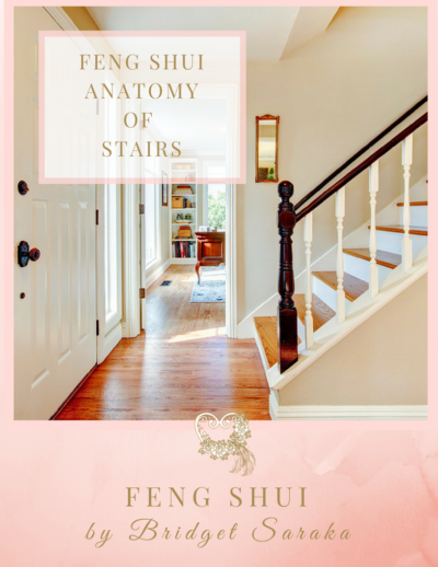 The Feng Shui Anatomy of Stairs