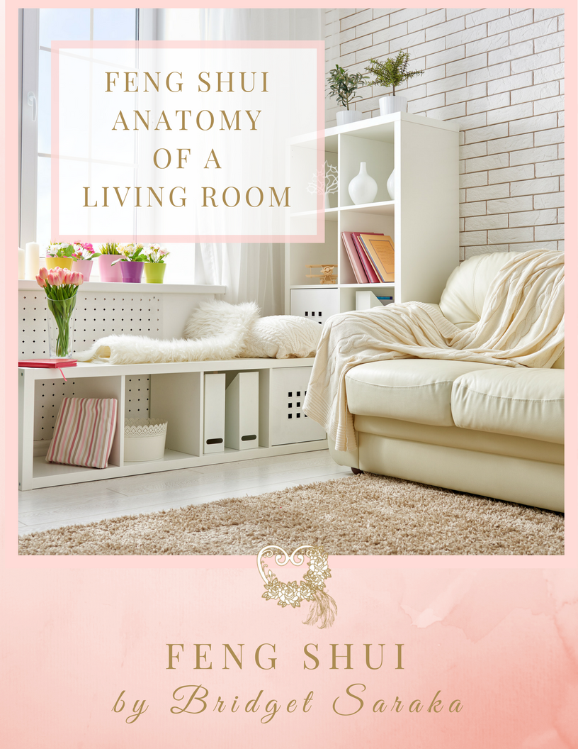 "The Feng Shui Living Essence of the ""Living Room"""
