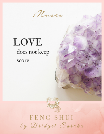 Love Does Not Keep Score