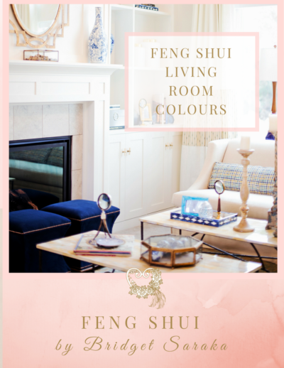 Feng shui Living Room Colours
