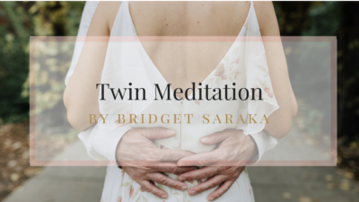Twin Flame Meditation by Bridget Saraka
