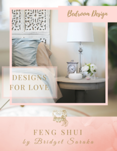 Feng Shui for the Bedroom by Bridget
