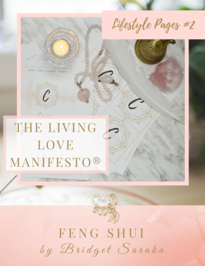 Bridget Saraka The Living Love Manifesto