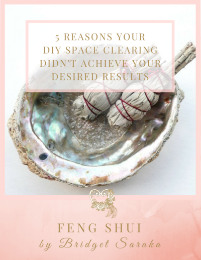 5 Reasons Your DIY Space Clearing Didn't Achieve Your Desired Results