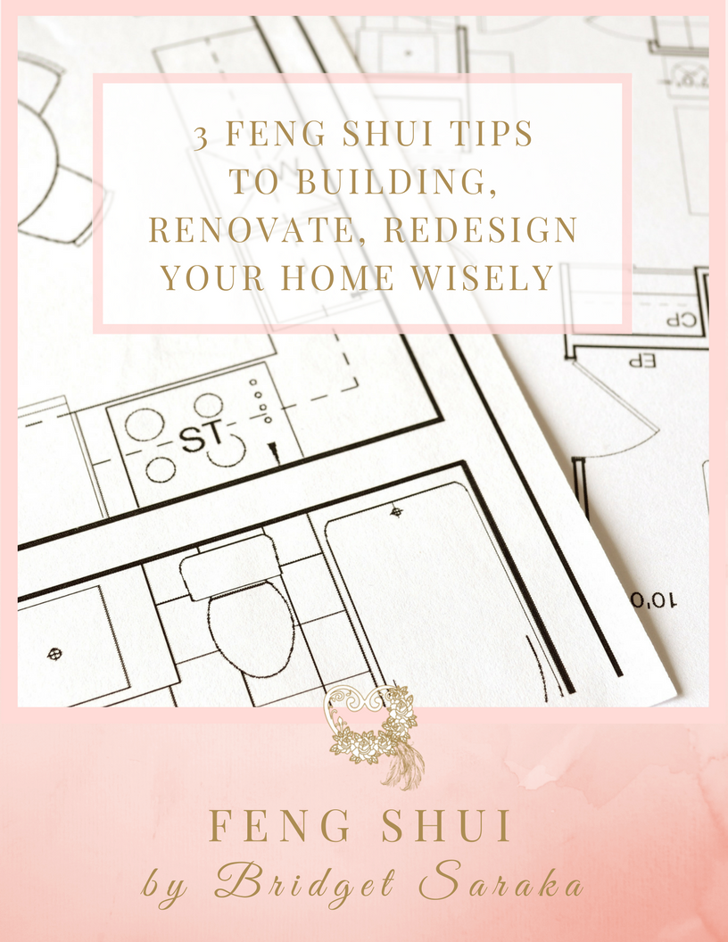 3 feng shui tips to building renovate redesign your home - Tips for building a new home ...