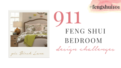 911 Feng Shui Bedroom Design Challenges