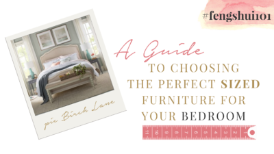 Video + A Guide to Choosing the Perfect Sized Furniture for Your Bedroom