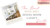 The Best Feng Shui Dining Room Layout Guide
