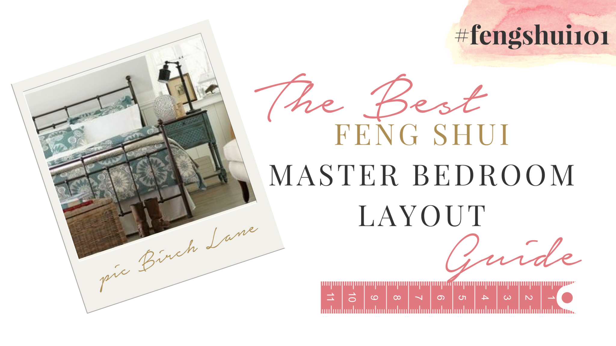 The Best Feng Shui Master Bedroom Layout Guide Fengshui101