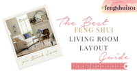The Best Feng Shui Living Room Layout Guide #fengshui101