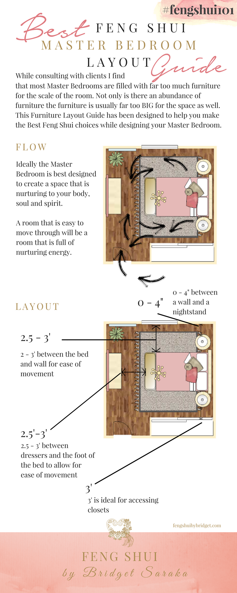 Best Feng Shui Master Bedroom Layout Guide #fengshui101 ...