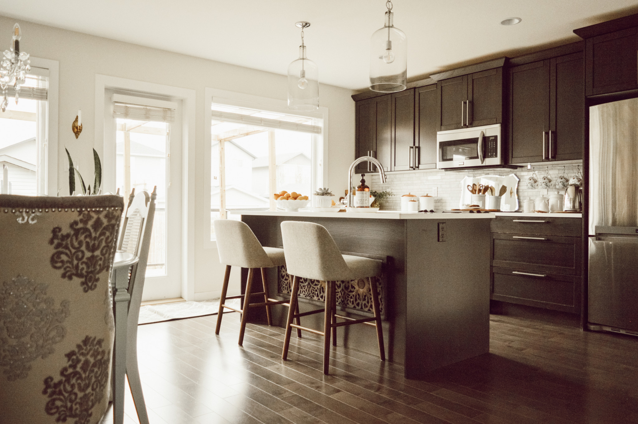 White Kitchens are Preferred Feng Shui