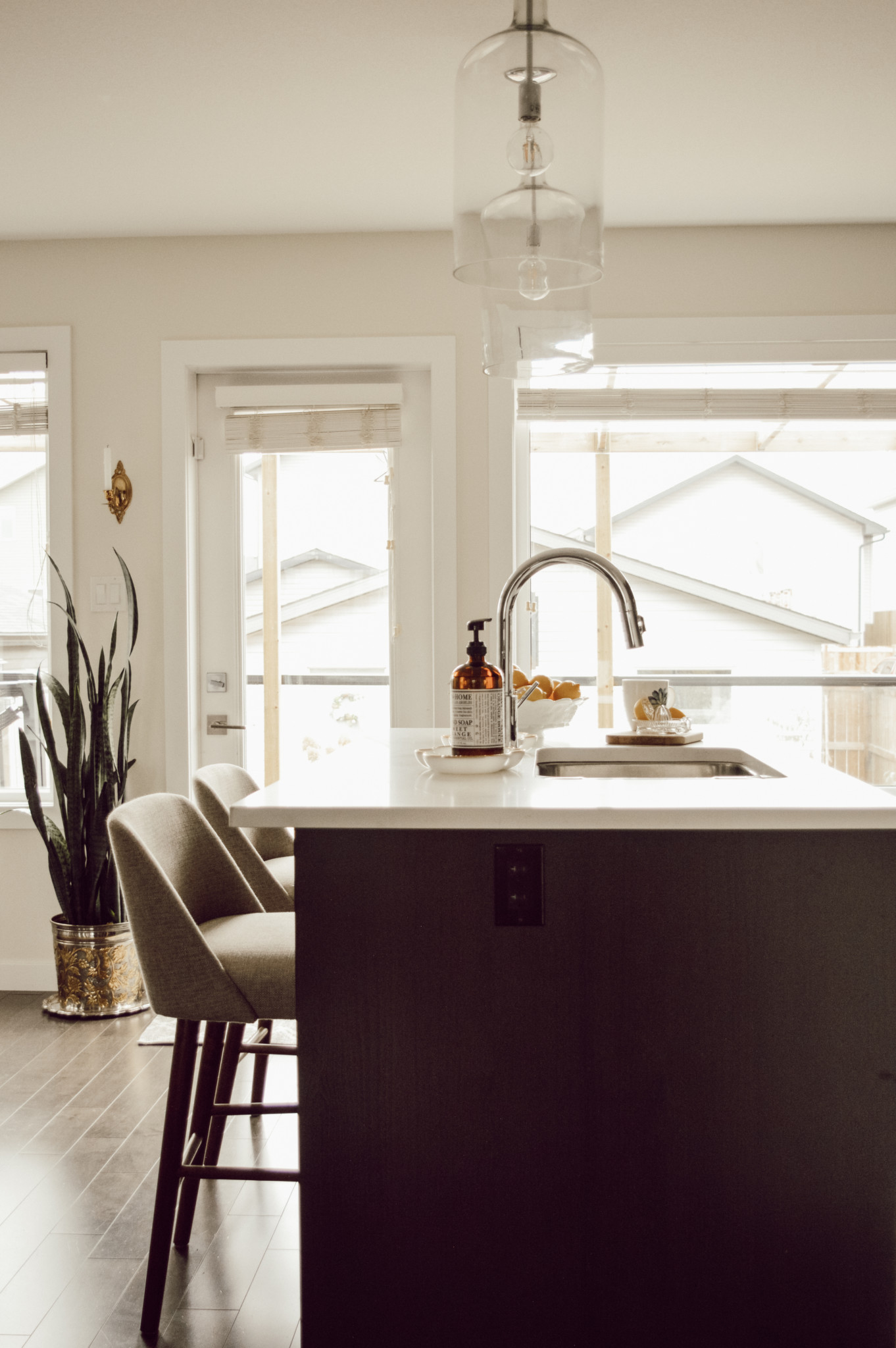 Why A View Of The Kitchen From The Entryway Is Considered Bad Feng Shui Feng Shui By Bridget