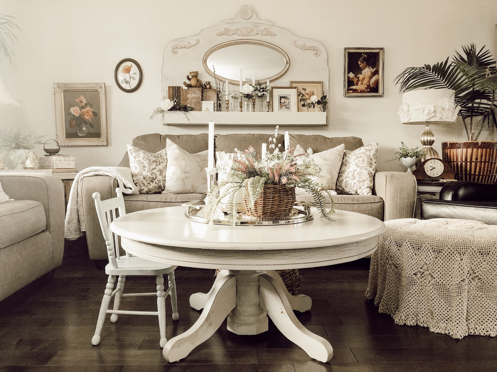 Living Room Refresh By Feng Shui By Bridget Feng Shui By
