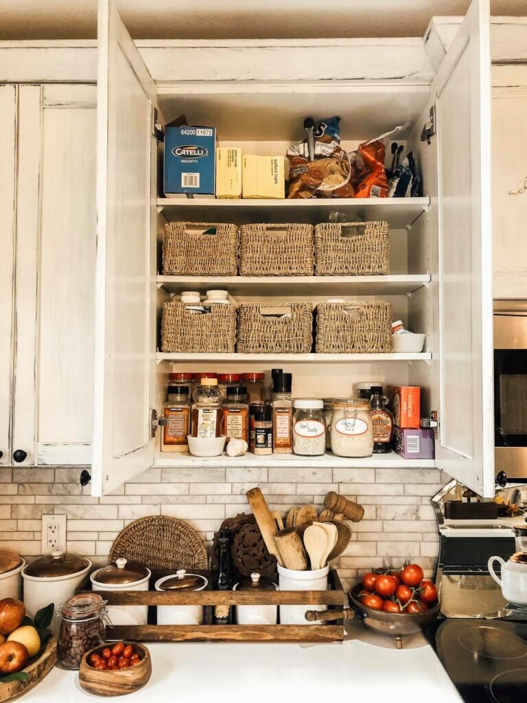Diy Kitchen Organization Storage Tips Feng Shui By Bridget