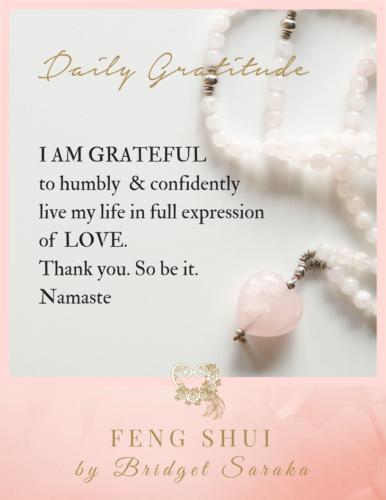 Daily Gratitude Volume 3 Feng Shui by Bridget (11)