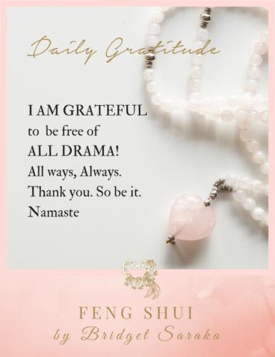 Daily Gratitude Volume 3 Feng Shui by Bridget (16)